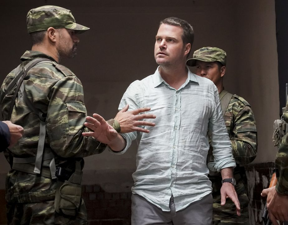 G. Callen (Chris O'Donnell) - Bildquelle: Monty Brinton 2019 CBS Broadcasting, Inc. All Rights Reserved / Monty Brinton