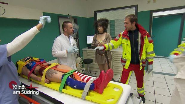Klinik Am Südring - Klinik Am Südring - Der Zerfall Der Wilden Walküre
