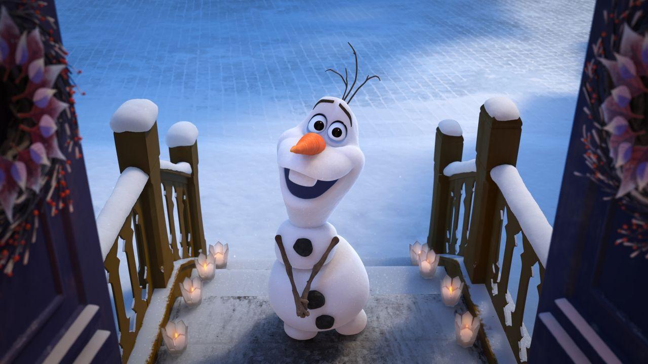 Olaf - Bildquelle: Disney Enterprises, Inc.