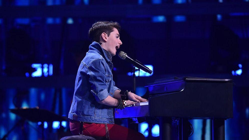 The Voice Kids 2020 Luca Oder Der Junge Freddie Mercury