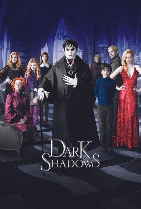 Dark Shadows - Artwork - Bildquelle: 2018 Warner Bros. Entertainment, Inc.