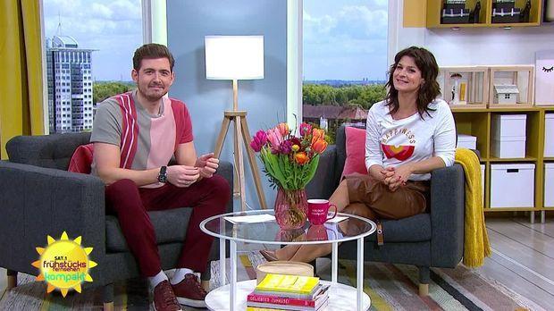 Frühstücksfernsehen - Frühstücksfernsehen - 06.03.2020: Janine Pink Im Playboy, Gaming-tipps & Glamour Bei