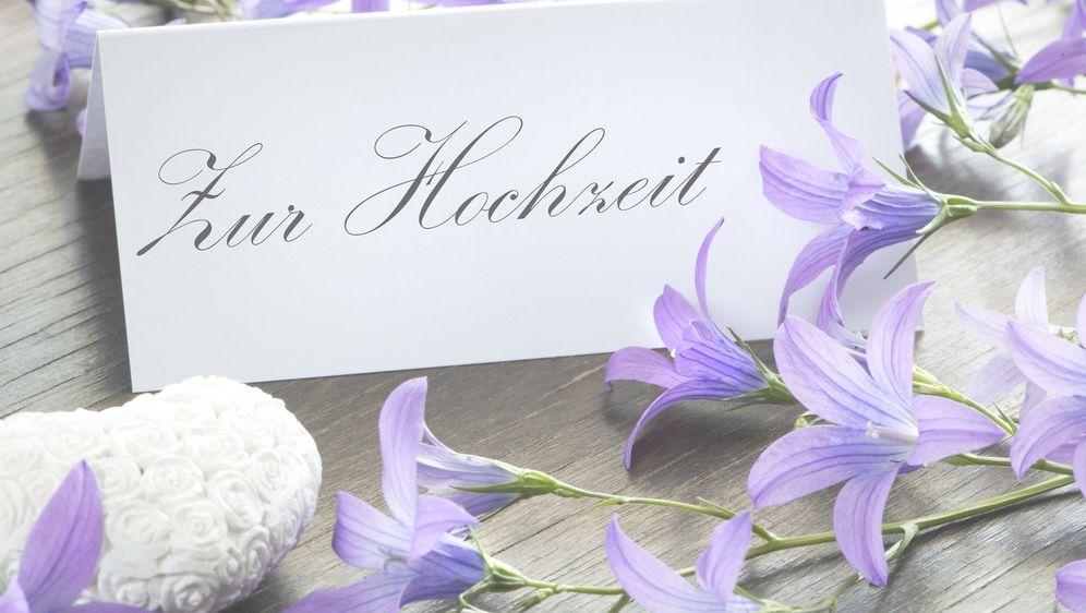 Moderne Sprüche Zur Hochzeit Karte.Glückwünsche Zur Hochzeit Karte Persönlich Gestalten Sat 1