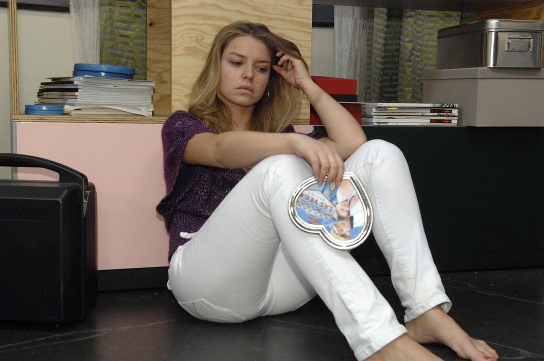 Katja (Karolina Lodyga) sinnt auf Rache ... - Bildquelle: Sat.1