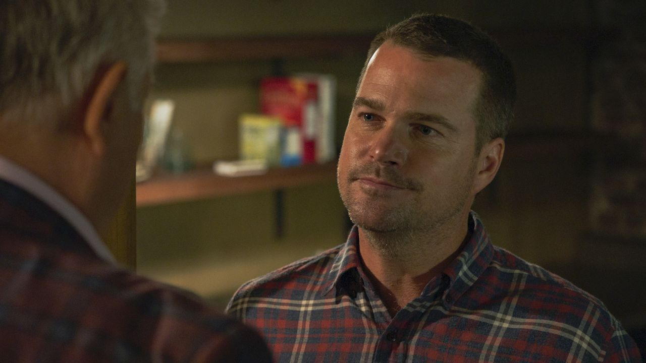 Special Agent G. Callen (Chris O'Donnell) - Bildquelle: 2020 CBS Broadcasting, Inc. All Rights Reserved.