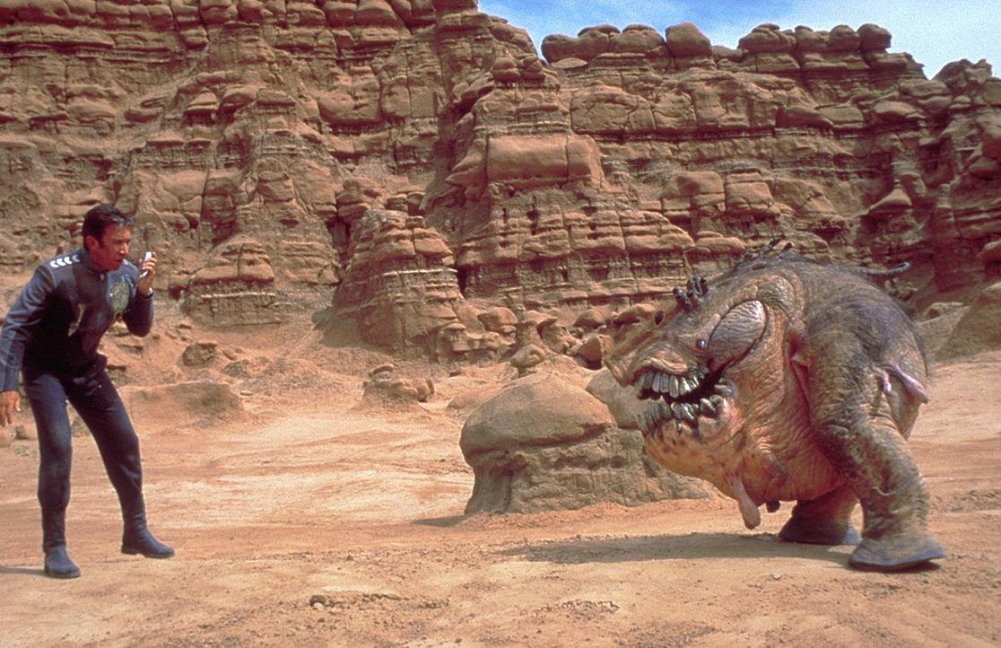 Gejagt von einem außeririschen Schwein: Jason Nesmith (Tim Allen) ... - Bildquelle: DreamWorks Distribution LLC