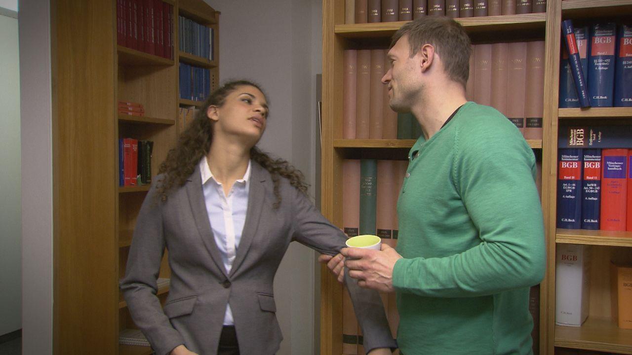 Schicksale-Küsse-der-Anwältin_3 - Bildquelle: SAT.1