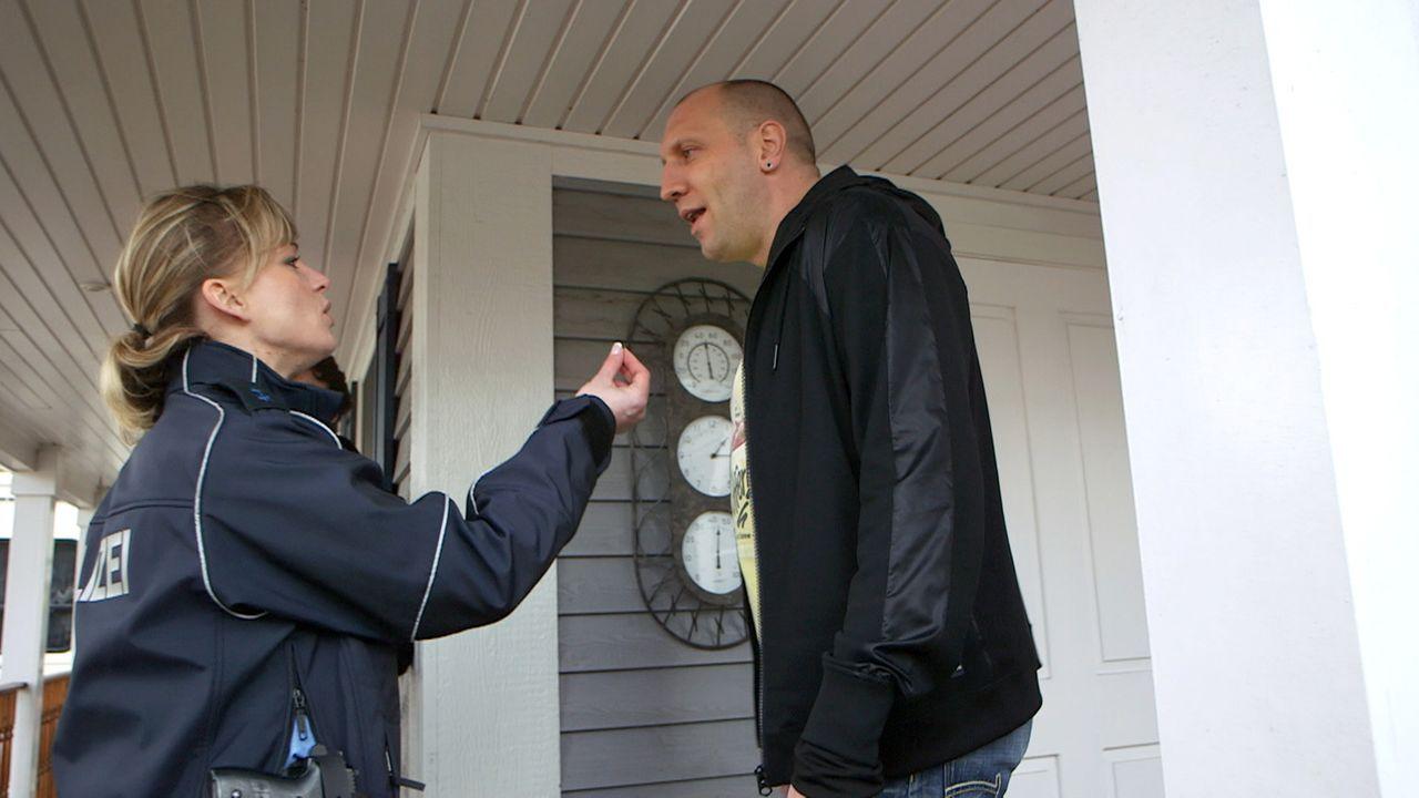 Probleme sind in der Patchwork-Family von Fahrlehrer Michael (r.) und Polizistin Christina (l.) vorprogrammiert ... - Bildquelle: SAT.1