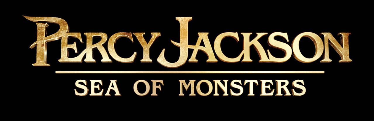 PERCY JACKSON IM BANN DES ZYKLOPEN - Originaltitellogo - Bildquelle: 2013 Twentieth Century Fox Film Corporation.  All rights reserved.