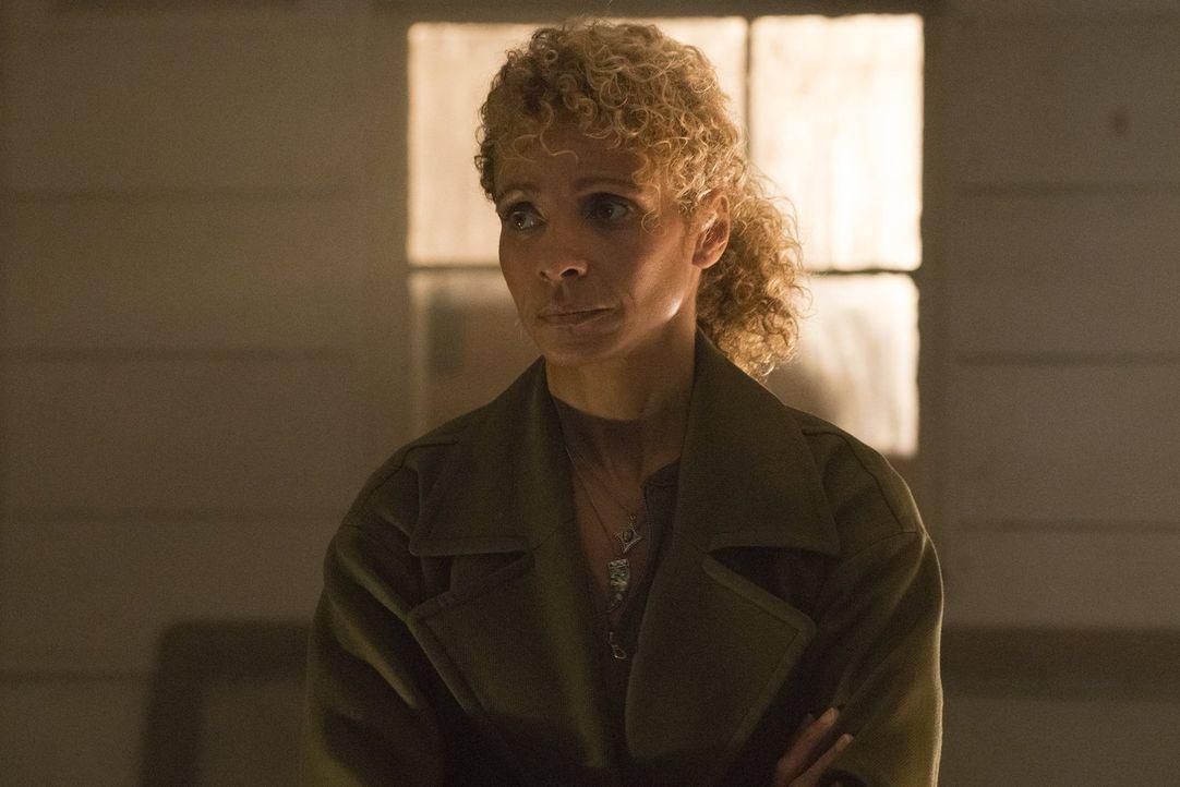 Das FBI-Team schafft einen ersten Durchbruch im Fall Sandstorm: Shepherds (Michelle Hurd) wahre Identität kann aufgedeckt werden! Doch dabei wird ei... - Bildquelle: Warner Brothers