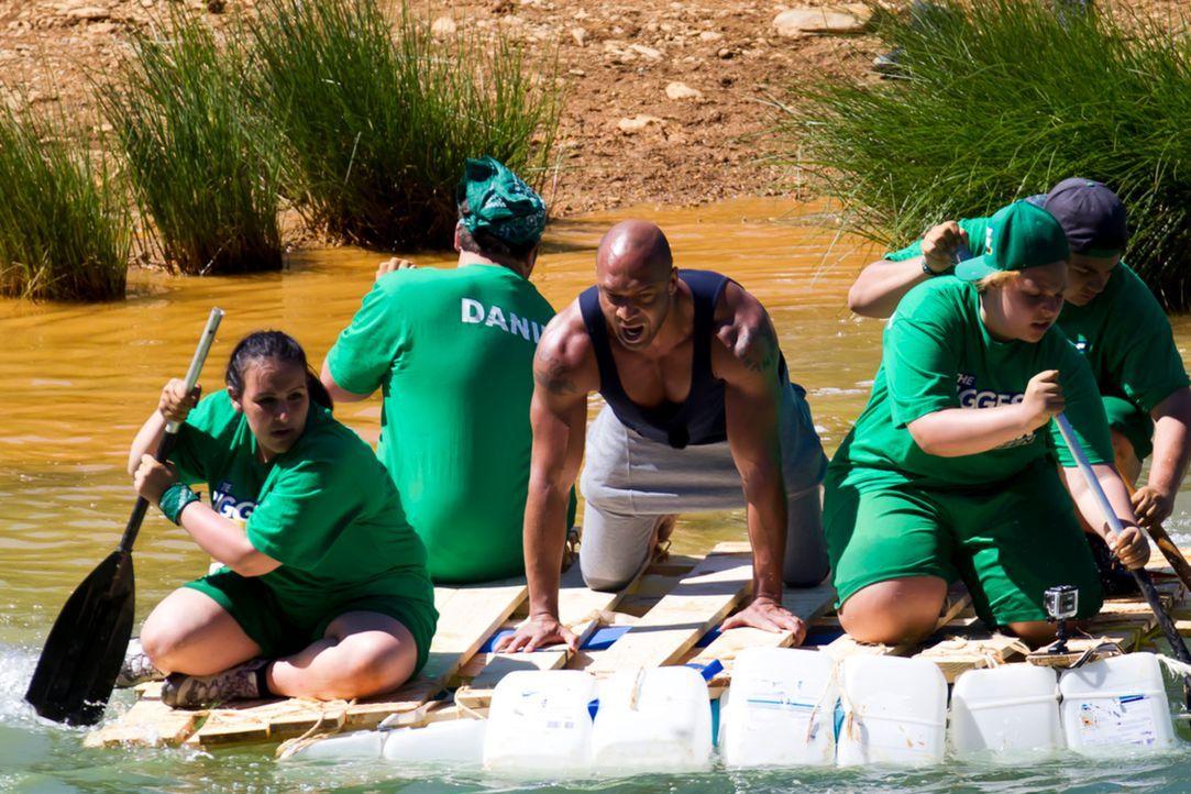 Hat das Team von Detlef D! Soost, M. eine Chance, den Wettbewerb zu gewinnen? - Bildquelle: Enrique Cano SAT.1