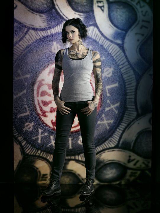 (2. Staffel) - Wer ist Jane Doe (Jaimie Alexander)? - Bildquelle: Warner Brothers.