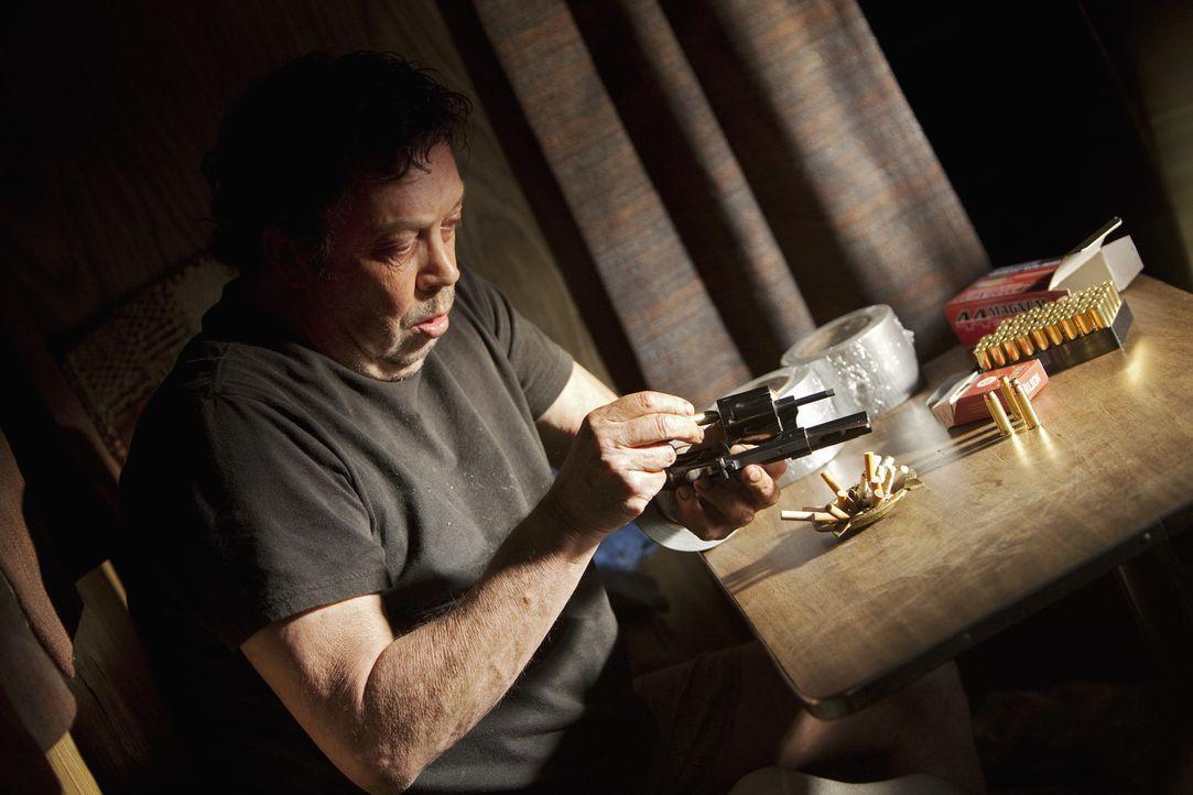 Eine Reihe von Stromausfällen lockt einen Serienkiller aus seinem Versteck. In der Dunkelheit der Stadt jagt er seine Opfer. Hat Billy Flynn (Tim C... - Bildquelle: Touchstone Television