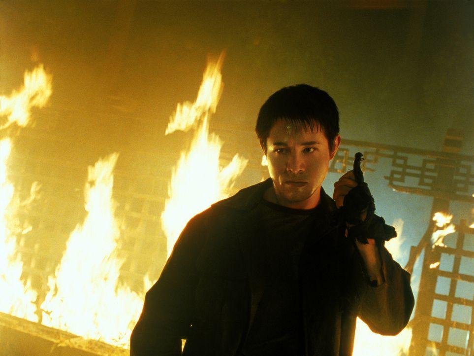 Im darf keiner in die Quere kommen: Han (Jet Li) ... - Bildquelle: Warner Bros. Pictures