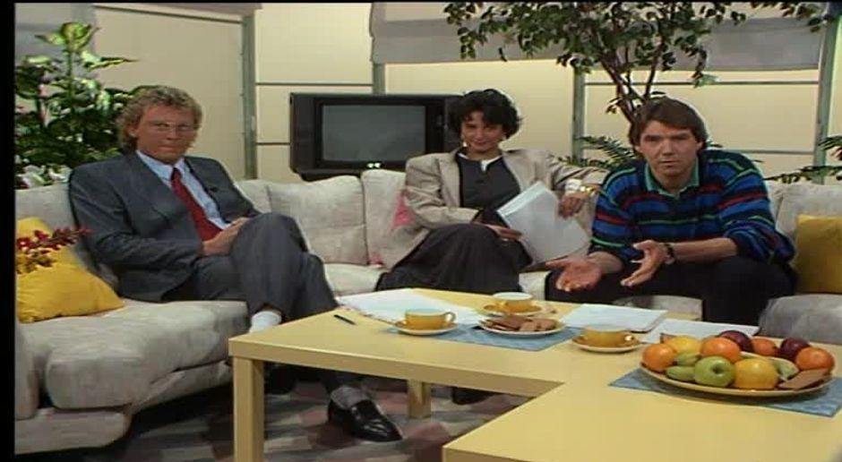 Frühstücksfernsehen Video 25 Jahre Ffs So Hat Alles