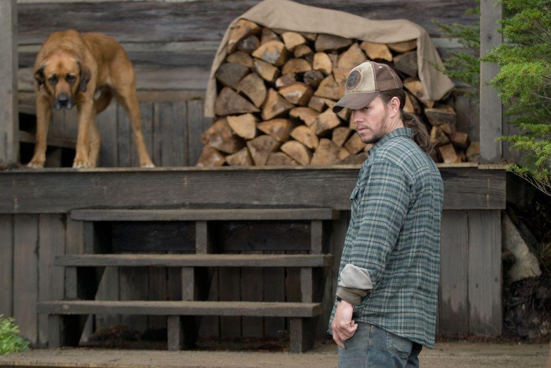 Bob Lee Swagger (Mark Wahlberg) ist ein ehemaliger Scharfschütze, der sich aus seinem Job zurückgezogen hat, um ein ruhiges Leben in der Einsamkeit... - Bildquelle: Copyright   2007 by PARAMOUNT PICTURES. All Rights Reserved.
