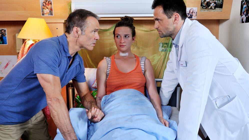 Allein unter Ärzten - Bildquelle: Hardy Spitz SAT.1