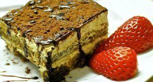 Lecker! Nicht umsonst ist Tiramisu eines der beliebtesten Desserts Italiens.