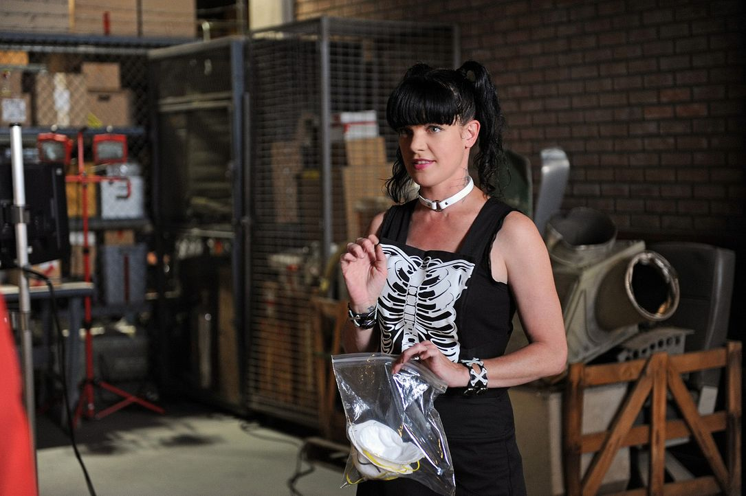 Steht ihren Kollegen mit Rat und Tat zur Seite: Abby (Pauley Perrette) ... - Bildquelle: CBS Television