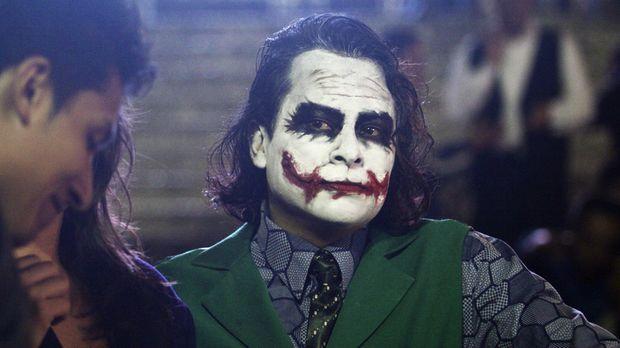Halloween Schminke Zum Selber Machen.Halloween Kostüm Joker Sat 1 Ratgeber