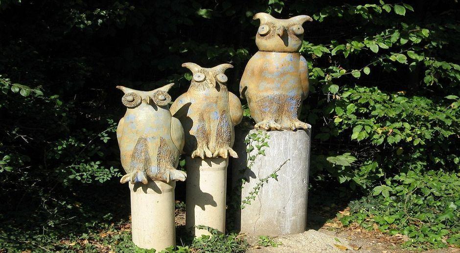 Gartenskulpturen Selber Machen Kunst Im Garten Sat 1 Ratgeber