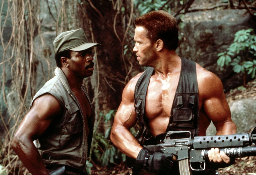 Predator - Bildquelle: 20th Century Fox Film Corporation