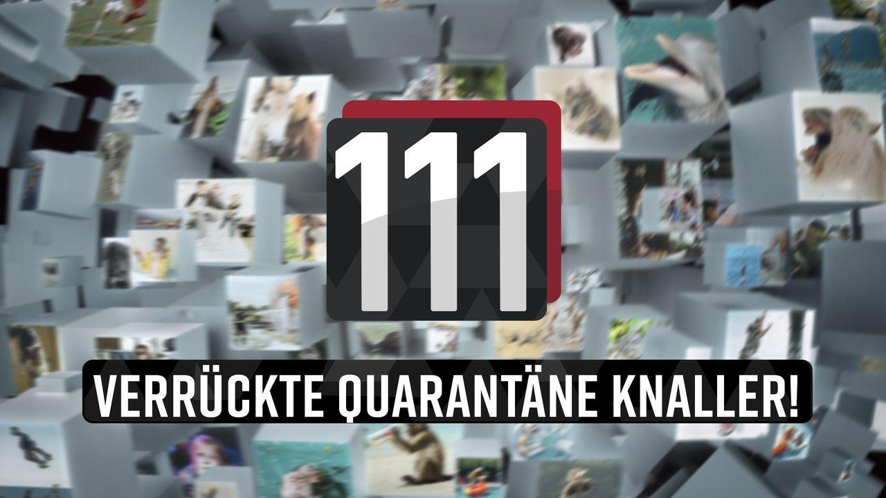 111 verrückte Quarantäne-Knaller! - Artwork - Bildquelle: SAT.1