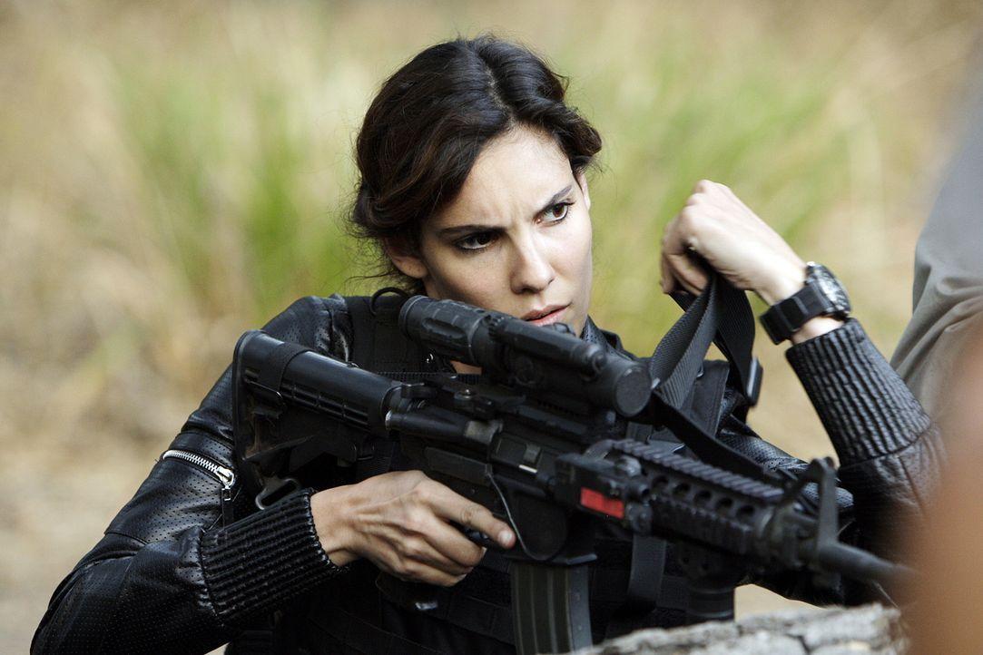 Ermittelt in einem neuen Fall: Special Agent Kensi Blye (Daniela Ruah) ... - Bildquelle: CBS Studios Inc. All Rights Reserved.