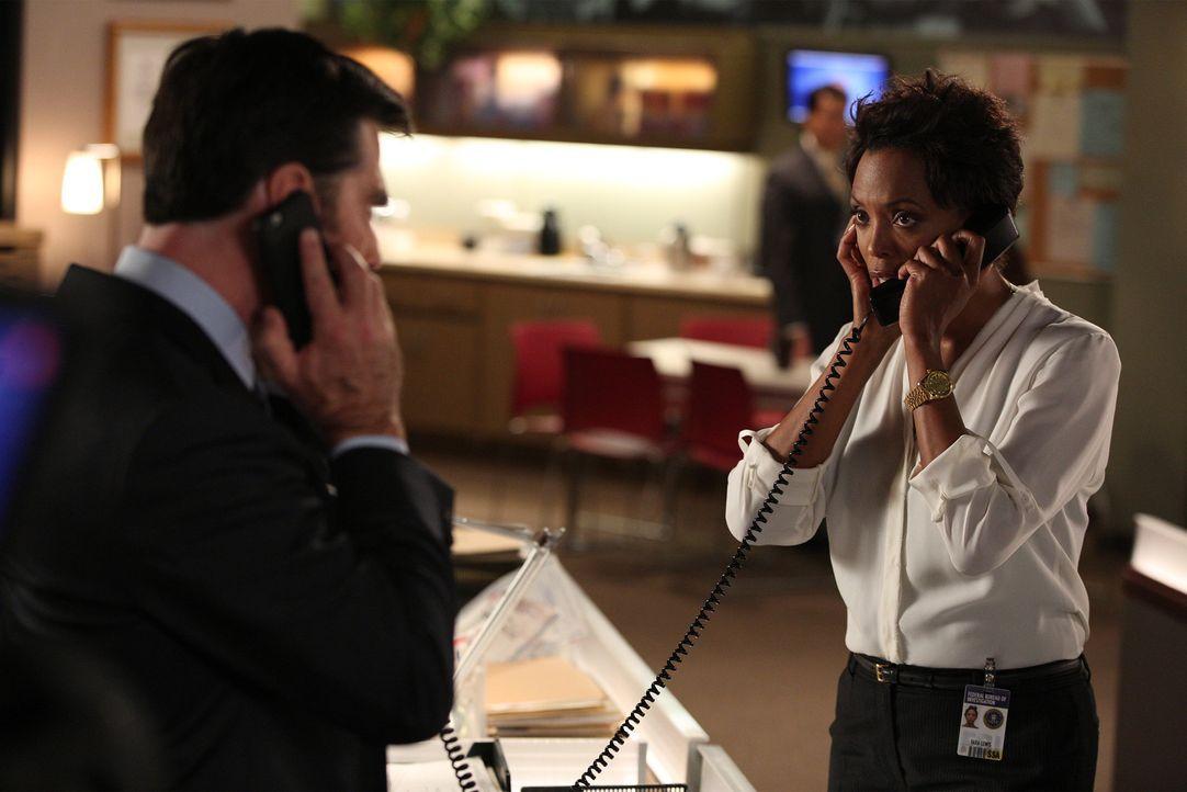 Werden sie es gemeinsam schaffen, einen Serienmörder zu fassen? Dr. Tara Lewis (Aisha Tyler, r.) und Hotch (Thomas Gibson, l.) ... - Bildquelle: ABC Studios