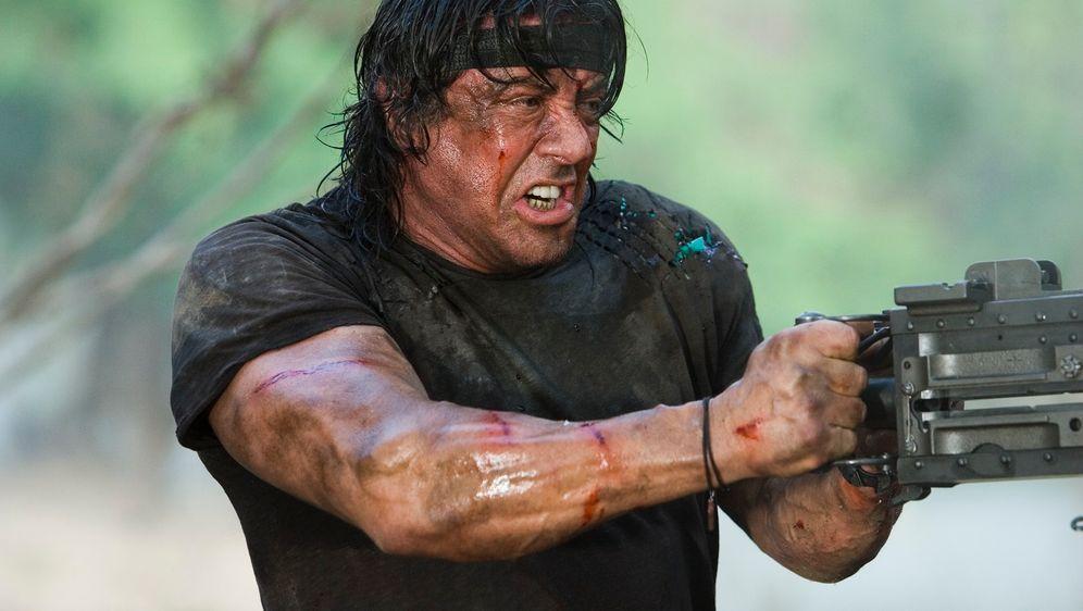 John Rambo - Bildquelle: Karen Ballard Nu Image Films