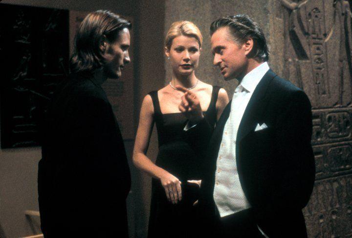 Seit geraumer Zeit betrügt Emily (Gwyneth Paltrow, M.) ihren Ehemann, den Börsenmakler Taylor (Michael Douglas, r.), mit dem Künstler Shaw (Viggo Mo... - Bildquelle: Warner Bros.