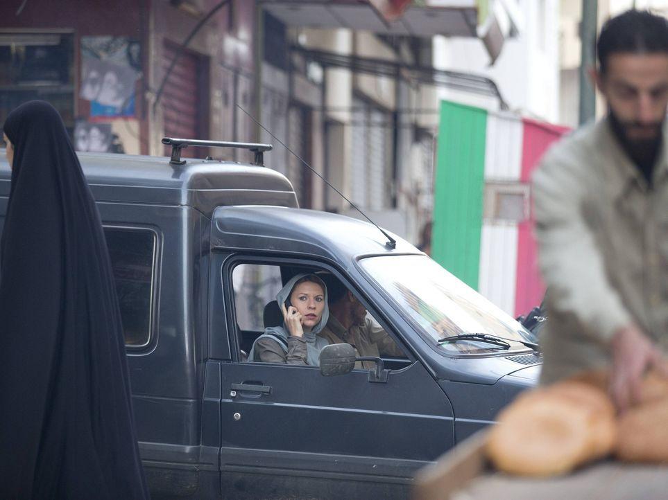 Kann Carrie (Claire Danes) Brody vom sicherer Tod retten? - Bildquelle: 2013 Twentieth Century Fox Film Corporation. All rights reserved.
