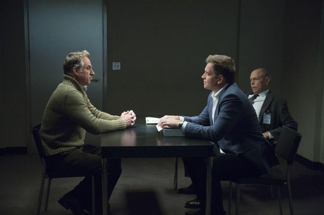 Gemeinsam versuchen sie einen Fall zu lösen und stoßen bei den Ermittlungen auf Alton Brinkman (Harry Van Gorkum, l.). Doch hat er etwas damit zu tu... - Bildquelle: Neil Jacobs CBS Television