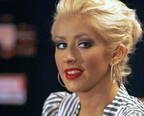 Galerie: Christina Aguilera | Heissssss! - Bildquelle: AFP
