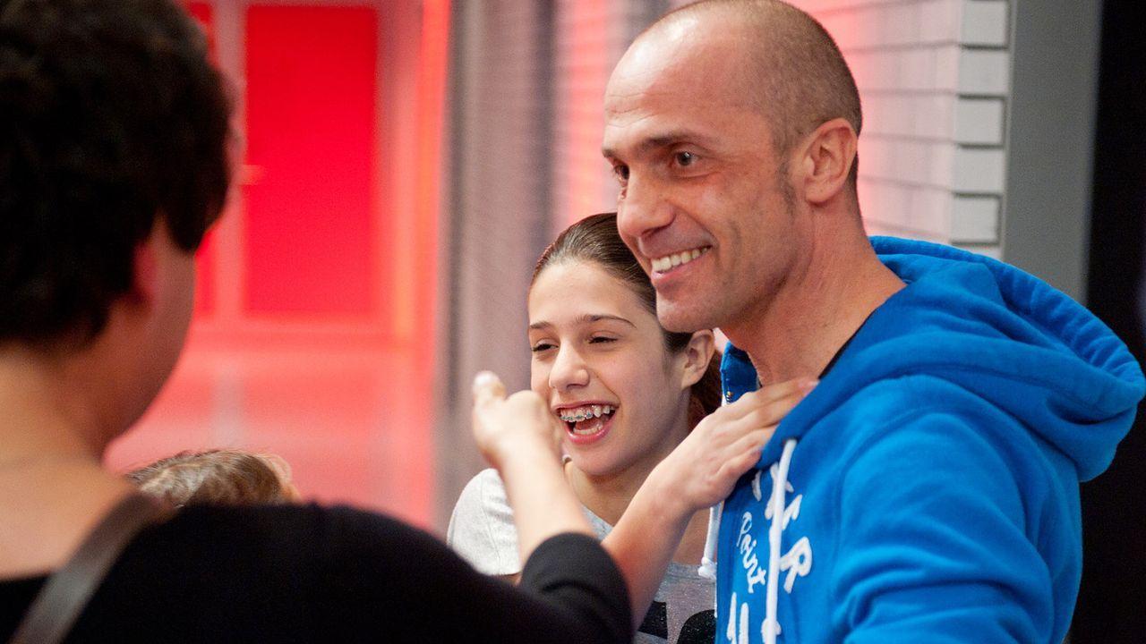 The-Voice-Kids-Nachher-Michele-02-Andre-Kowalski - Bildquelle: SAT.1/Andre Kowalski