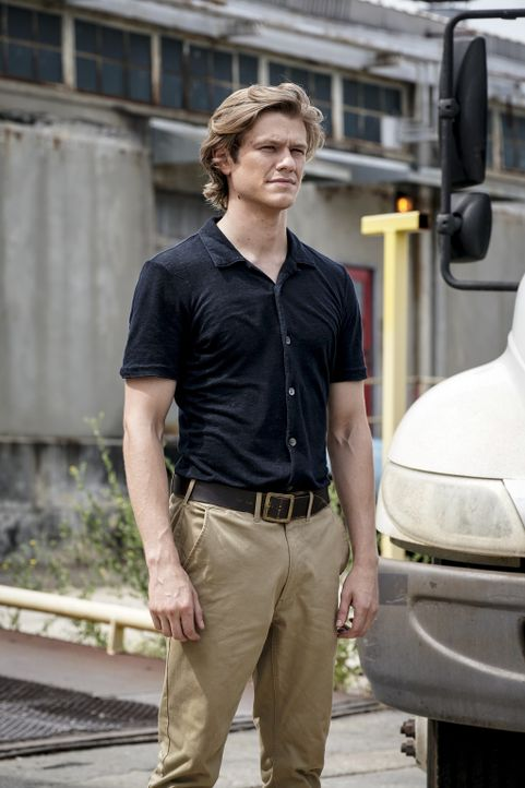 MacGyver (Lucas Till) - Bildquelle: Jace Downs 2018 CBS Broadcasting, Inc. All Rights Reserved