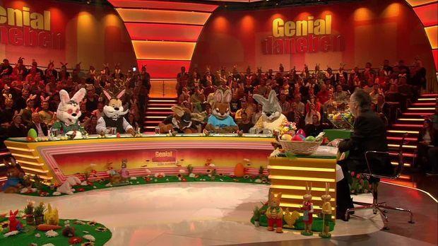Genial Daneben - Die Comedy Arena - Genial Daneben - Die Comedy Arena - Genial Daneben - Die Ostershow
