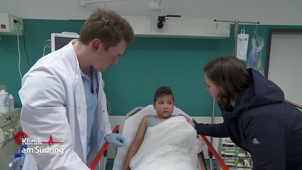 Klinik Am Südring - Klinik Am Südring - Verhängnisvolle Schlittenfahrt