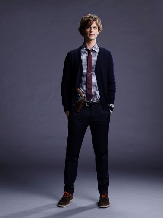 Spencer-Reid - Bildquelle: 2016 ABC Studios. All rights reserved.