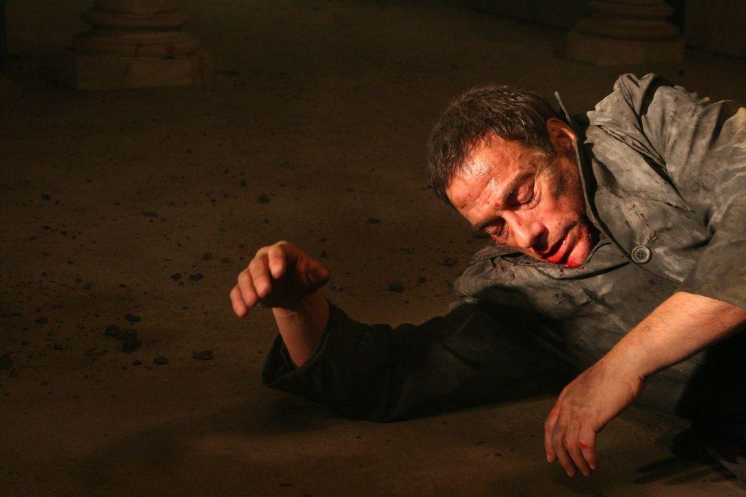 Sucht den Kampf mit den Drogengangstern: Jack Robideaux (Jean-Claude Van Damme) ... - Bildquelle: 2008 Worldwide SPE Acquisitions Inc. All Rights Reserved.
