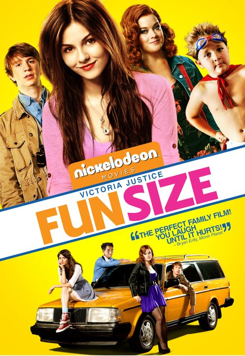 Fun Size - Süßes oder Saures - Plakat - Bildquelle: (2014) Paramount Pictures. All Rights Reserved.