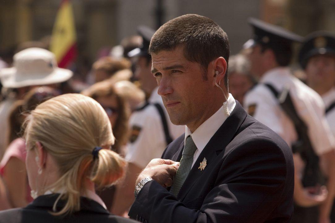 Niemand ahnt, dass Secret Service Agent Kent Taylor (Matthew Fox) einen Bruder hat, der entführt wurde ... - Bildquelle: 2008 Columbia Pictures Industries, Inc. and GH Three LLC. All Rights Reserved.