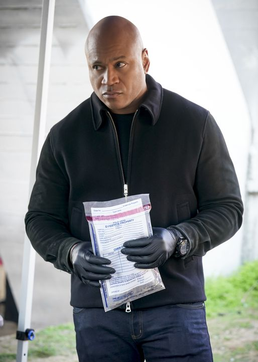 Sam Hanna (LL Cool J) - Bildquelle: Monty Brinton 2020 CBS Broadcasting Inc. All Rights Reserved. / Monty Brinton
