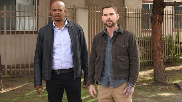 Lethal Weapon - Lethal Weapon - Staffel 3 Episode 14: Feiglingsspiel