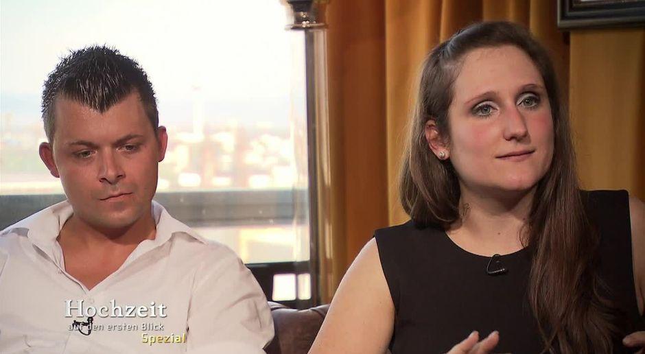 Hochzeit Auf Den Ersten Blick Video Peter Und Jasmin Getrennt Sat 1