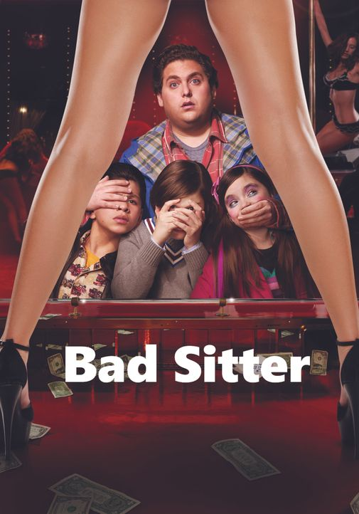 Bad Sitter - Artwork - Bildquelle: 2011 Twentieth Century Fox Film Corporation. All rights reserved.
