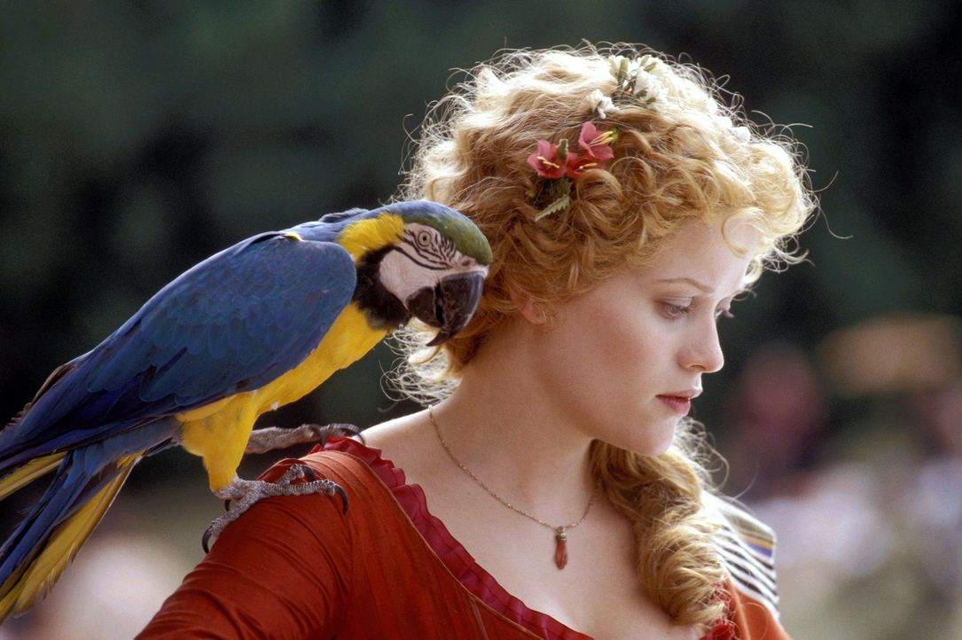 Becky (Reese Witherspoon), ein mittellose Waise, gerät mit Hilfe reicher Gönner in die feine Gesellschaft des viktorianischen England ... - Bildquelle: Granada Film Productions