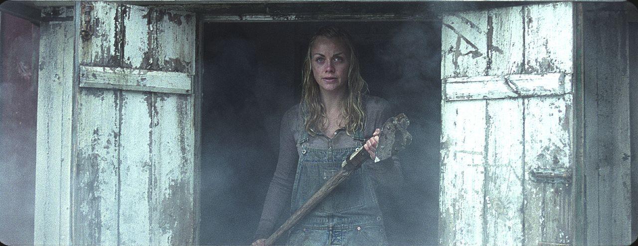 Der Mörder scheint ihr immer Schritt voraus zu sein, dennoch gibt Hedda (Ida Marie Bakkerud) nicht auf ... - Bildquelle: Licensed by Telepool GmbH