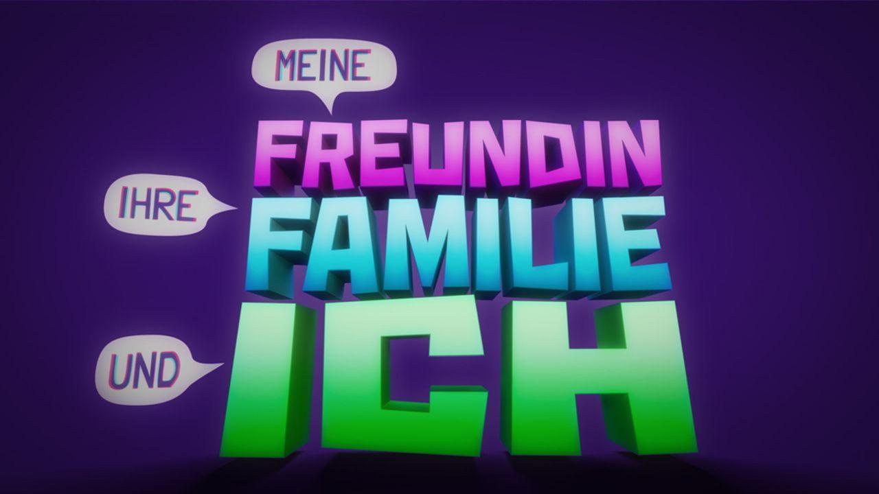 Meine Freundin, ihre Familie und ich - Logo - Bildquelle: SAt.1