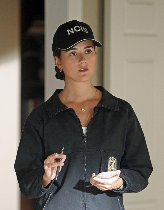 Versucht einen neuen Mordfall aufzudecken: Ziva (Cote de Pablo) ... - Bildquelle: CBS Television
